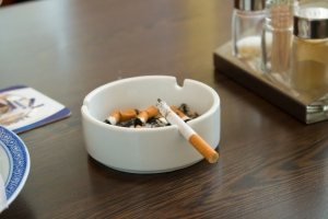 Smoking Increases Risk for Lung Cancer 2018